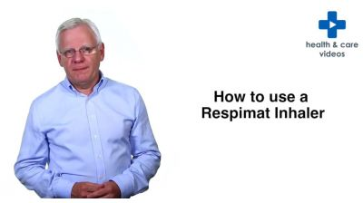 How to use a Respimat inhaler Thumbnail