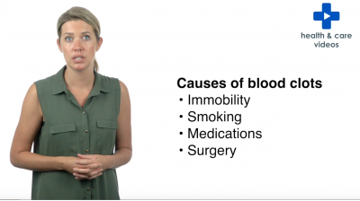 What are blood clots? Thumbnail