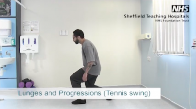 Lunges and progressions Thumbnail