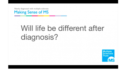 Will life be different after diagnosis with MS? Thumbnail