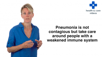 What is pneumonia? Thumbnail
