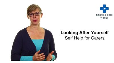 Looking After Yourself Self Help for Carers Thumbnail