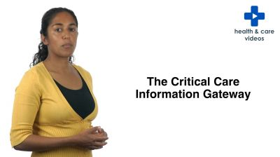 The Critical Care Information Gateway Thumbnail