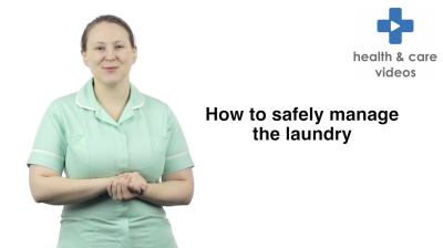 How to safely manage the laundry Thumbnail