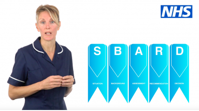 Communicating with other health care professionals Thumbnail