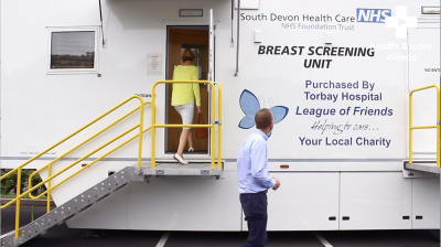 Preparing for your Breast Screening appointment Thumbnail