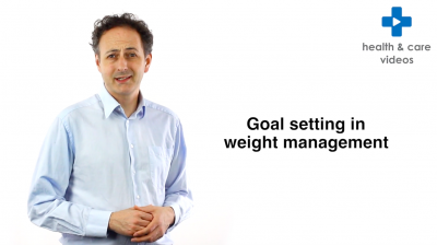 Goal setting in weight management Thumbnail