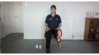 Facebook Live - Week 1: Seated Exercise with Elaine Thumbnail