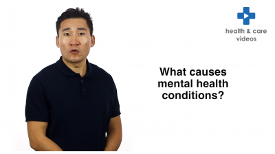 What causes mental health conditions Thumbnail