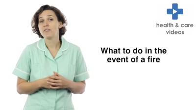 What to do in the event of a fire Thumbnail