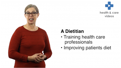Who am I - A Dietitian Thumbnail