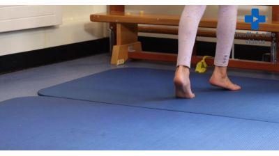 Normal variations of children's walking - Toe walking Thumbnail