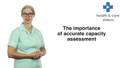 The importance of accurate capacity assessment Thumbnail