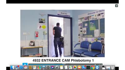 Entrance Cam - Phlebotomy 1 Thumbnail