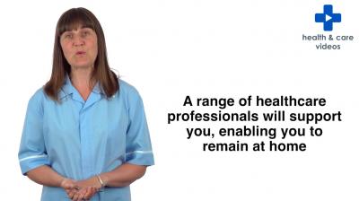 Who am I? Intermediate Care Team Nurse Thumbnail