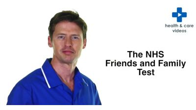 The NHS Friends and Family Test Thumbnail