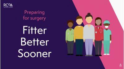 Preparing for Surgery: Fitter Better Sooner Thumbnail