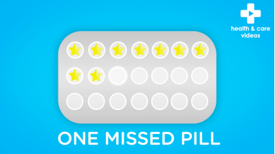 What to do if you miss a combined pill Thumbnail