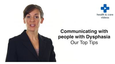 Communicating with people with Dysphasia Our Top Tips Thumbnail