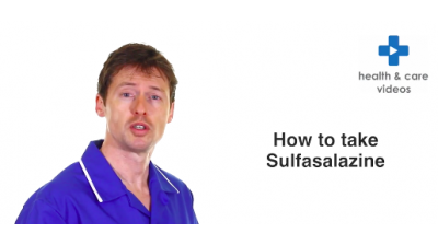 How to take Sulfasalazine Thumbnail