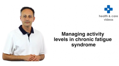 Managing activity levels in chronic fatigue syndrome Thumbnail