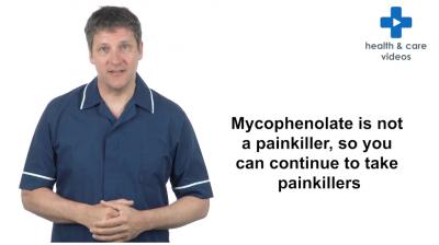 Starting a New Drug - Mycophenolate Thumbnail