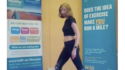 Facebook Live - Pilates Cool Down with Dee Thumbnail