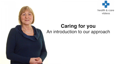 Caring for you An introduction to our approach Thumbnail