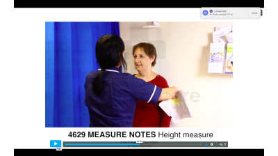 Measure Notes - Height Measure Thumbnail