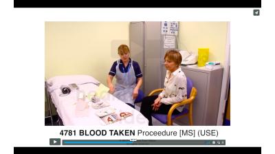 Blood Taken Procedure Thumbnail