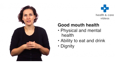 The importance of mouth care Thumbnail