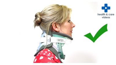 Looking after your Cervical Collar A guide for patients Thumbnail