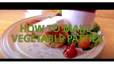 Healthy Eating: Vegetable patties Thumbnail