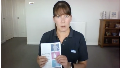 Facebook Live - Week 2: Seated Exercise with Elaine Thumbnail