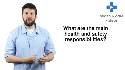 What are the main health and safety responsibilities Thumbnail