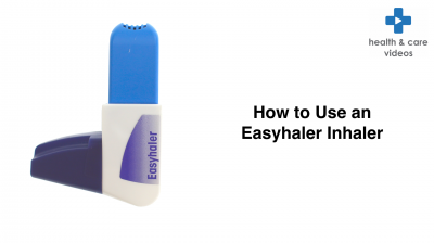 How to use an Easyhaler inhaler Thumbnail