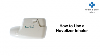 How to use a Novolizer inhaler Thumbnail