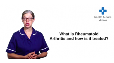 What is Rheumatoid Arthritis and how is it treated? Thumbnail
