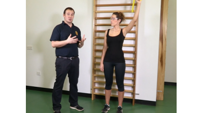 Shoulder blade stability Thumbnail