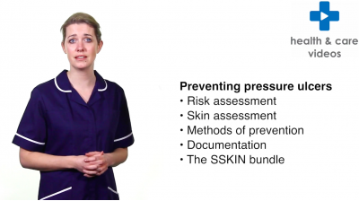 An introduction to pressure ulcers Thumbnail