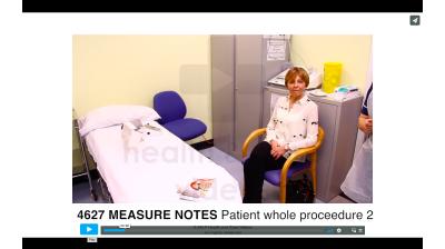 Measure Notes - Patient whole procedure 2 Thumbnail