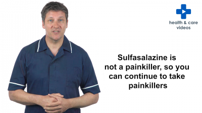 Starting a new drug - Sulphasalazine Thumbnail