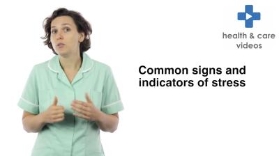 Common signs and indicators of stress Thumbnail