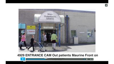 Entrance Cam - Out patients Maurine Front Thumbnail