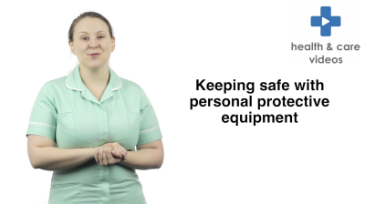 Keeping safe with personal protective equipment Thumbnail