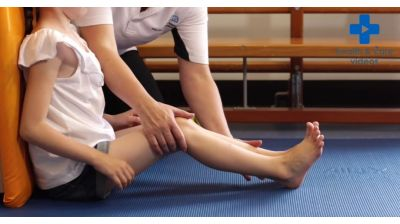 Simple stretches for you child's legs Thumbnail