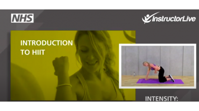 Introduction to HIIT Thumbnail