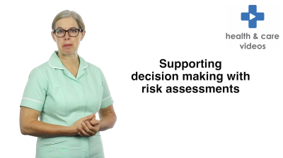 Supporting decision making with risk assessments Thumbnail