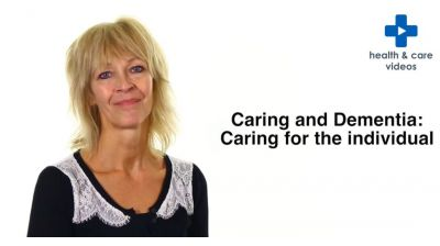 Caring and Dementia: Caring for the individual Thumbnail