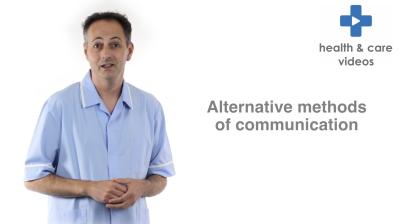 Alternative methods of communication Thumbnail